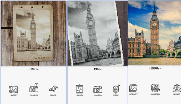 تطبيق Time Photo Studio