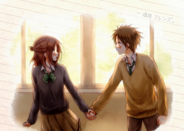 anime yang romancenya tidak diakui oleh myanimelist, anime friendzone terbaik