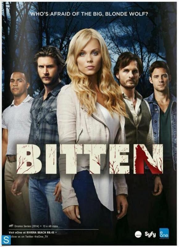 Bitten (2014-) ταινιες online seires xrysoi greek subs