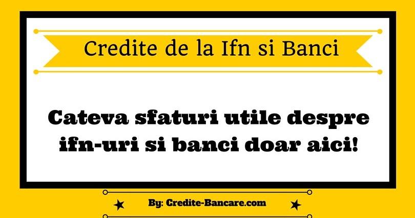 Credite online fara cont bancar