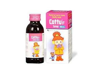 Thuốc cảm cúm Cottu F