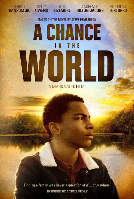 'A Chance in the World'; one night movie event premieres May 30