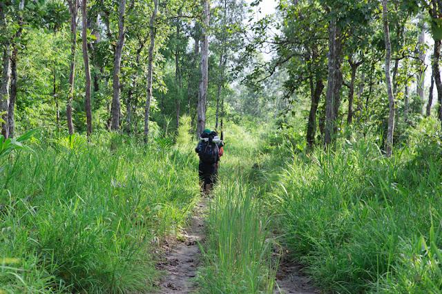 Trang%2Bco Có một Campuchia rất khác, hành trình trekking leo đỉnh núi cao nhất Campuchia