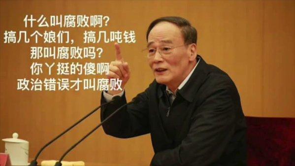 Image result for 王å2å±± ä»�ä1ˆå«è…è′¥