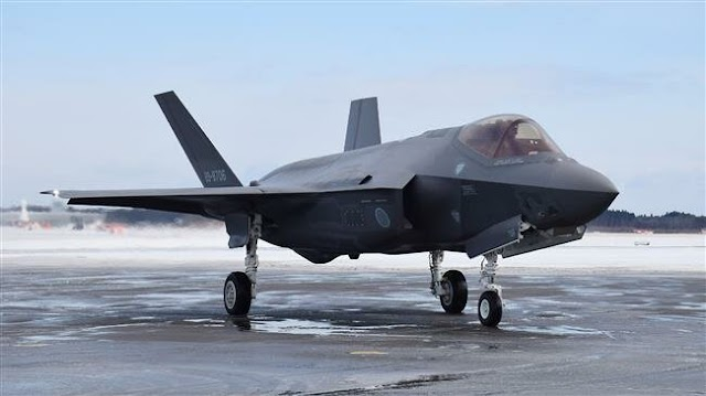 Japan extending search for missing F-35 F-35 stealth fighter jet