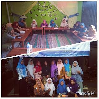 Writerpreneurship Session At Mandiri Enterpreneur Camp
