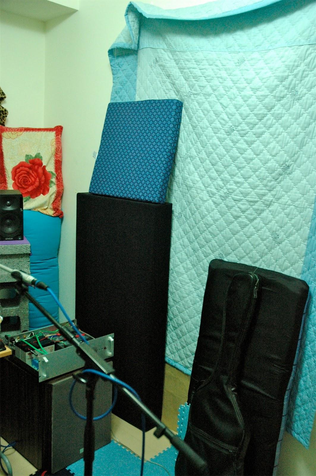 沈浸在音樂之中...貓窩工坊DRC: 樂行者之一 -- vicnest
