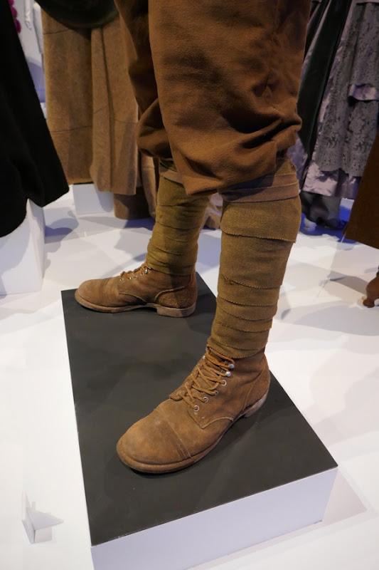 Wonder Woman Steve Trevor costume boots