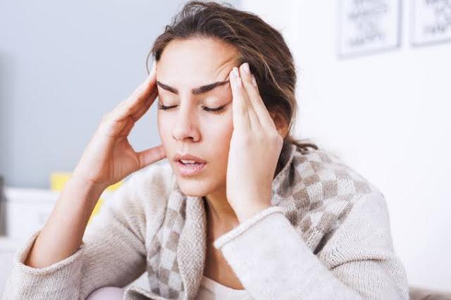Tips Efektif, Mengobati Sakit Kepala Secara Alami