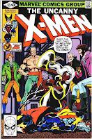 X-men v1 #132 marvel comic book cover art by John Byrne