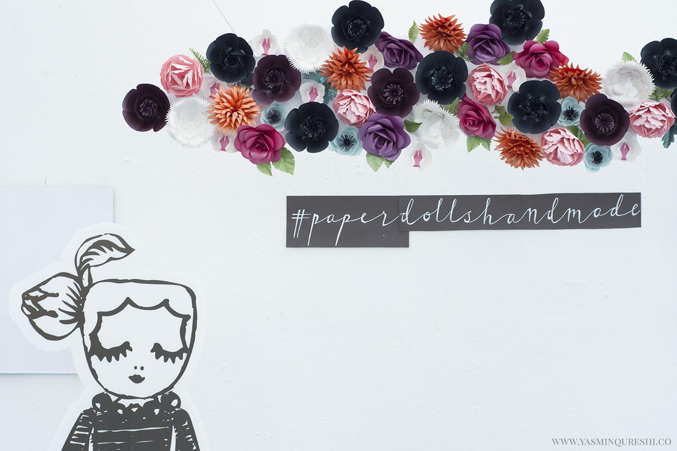 Paperdolls Handmade event, Yasmin Qureshi blog