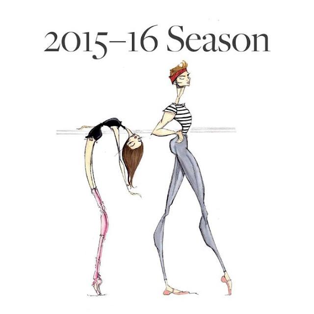 Doug McClure's views on ballet & life: Still More Ballet