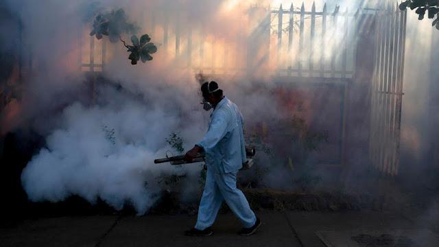 Thailand Tingkat Tahap Amaran Virus Zika