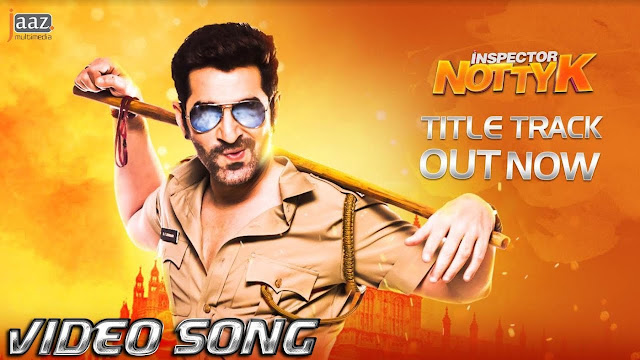 Inspector NottyK Title Track Lyrics