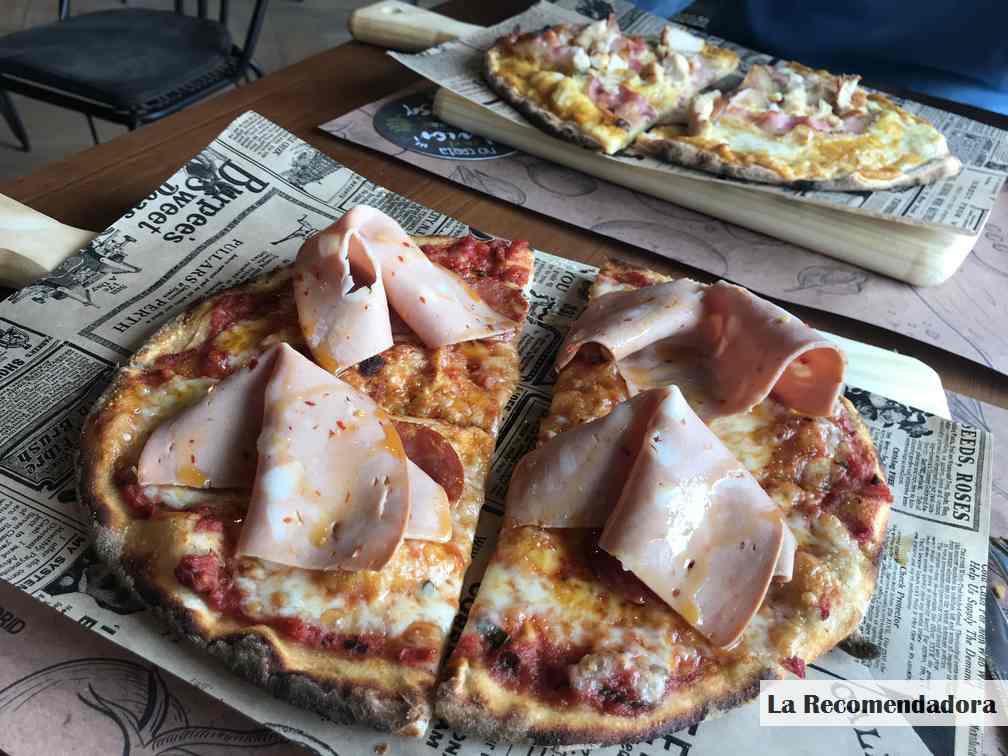 Pinsa Pizza Madrid