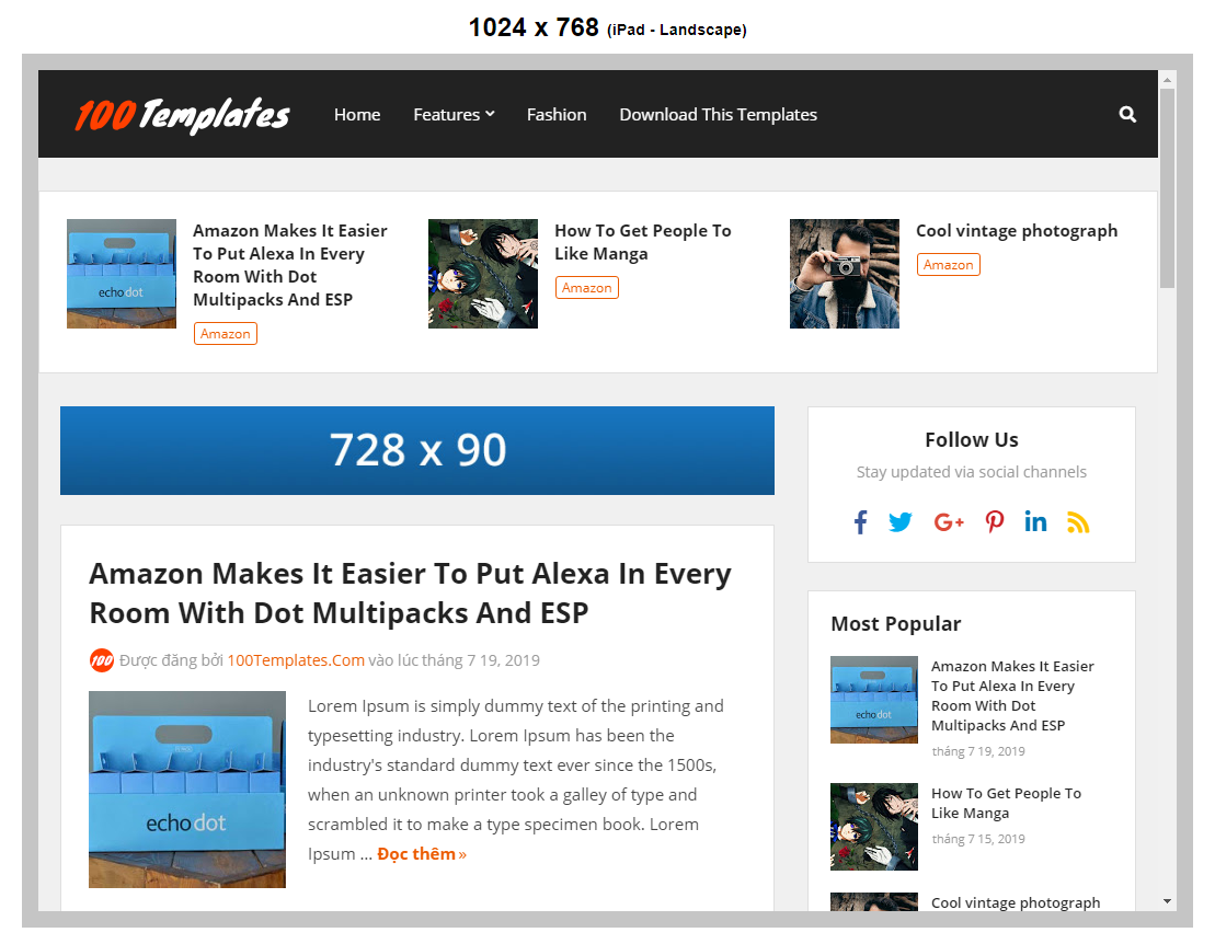 StartSeo Pro Blogger Template Free Download