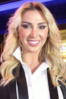 جويل مردينيان (Joelle Mardinian)، مذيعة لبنانية، تعمل في قناة أم بي سي