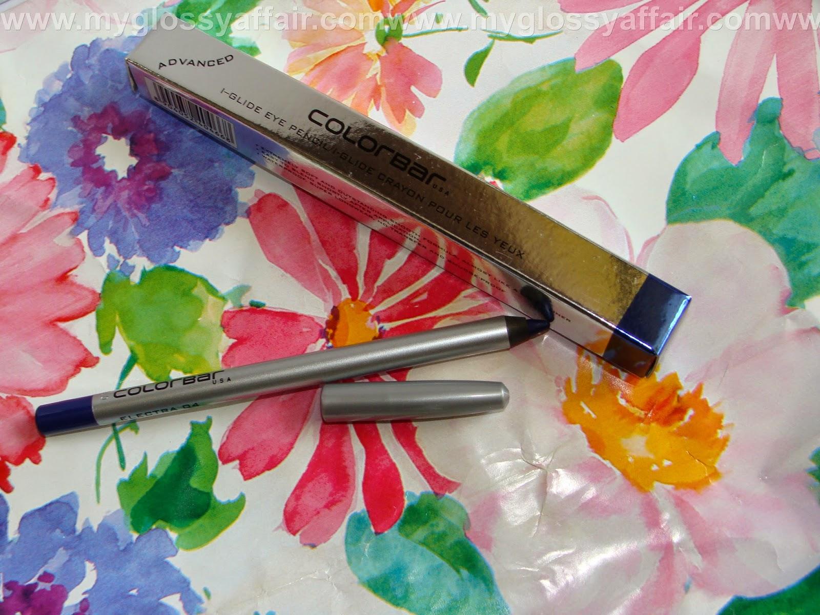 Colorbar I-Glide Eye Pencil in Electra