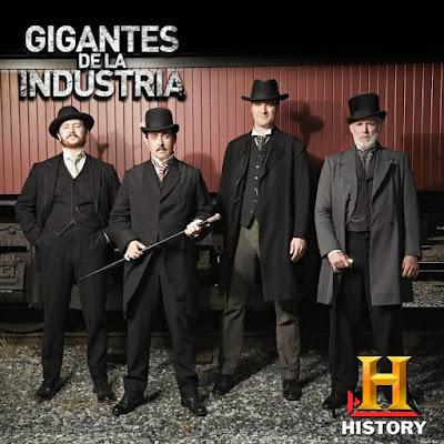 Gigantes De La Industria Serie Completa
