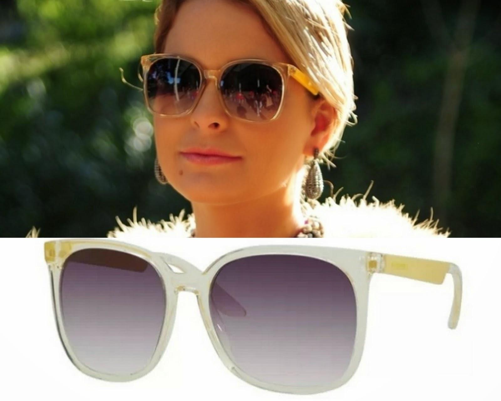1a17728b8 Os óculos de sol usado por Pamela Parker-Marra,Claudia Abreu, na novela  Geração Brasil é da marca Carrera