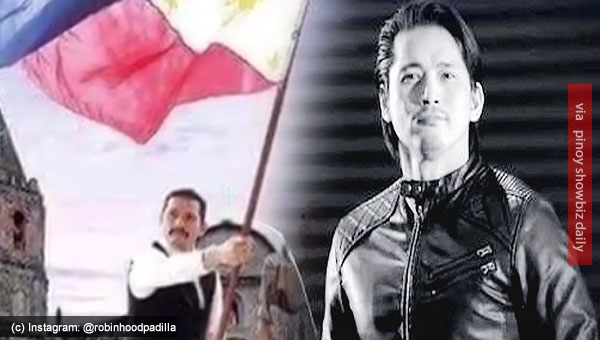 Robin Padilla wants to shut down Congress