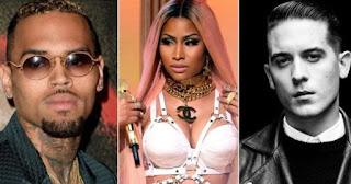 Nicki Minaj And G-Eazy