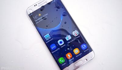 So sánh điện thoại Galaxy S6 edge plus và Galaxy S7 edge