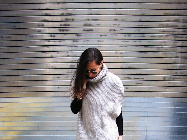 Oversized Sweater: NYFW Style