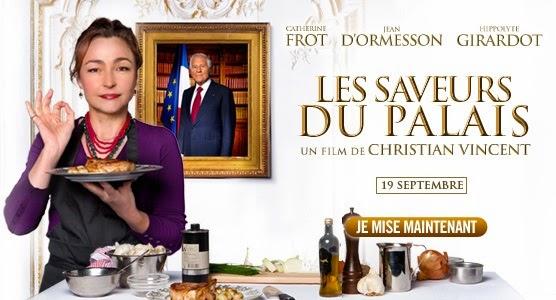 о фильме «Повар для президента – Les Saveurs du Palais»