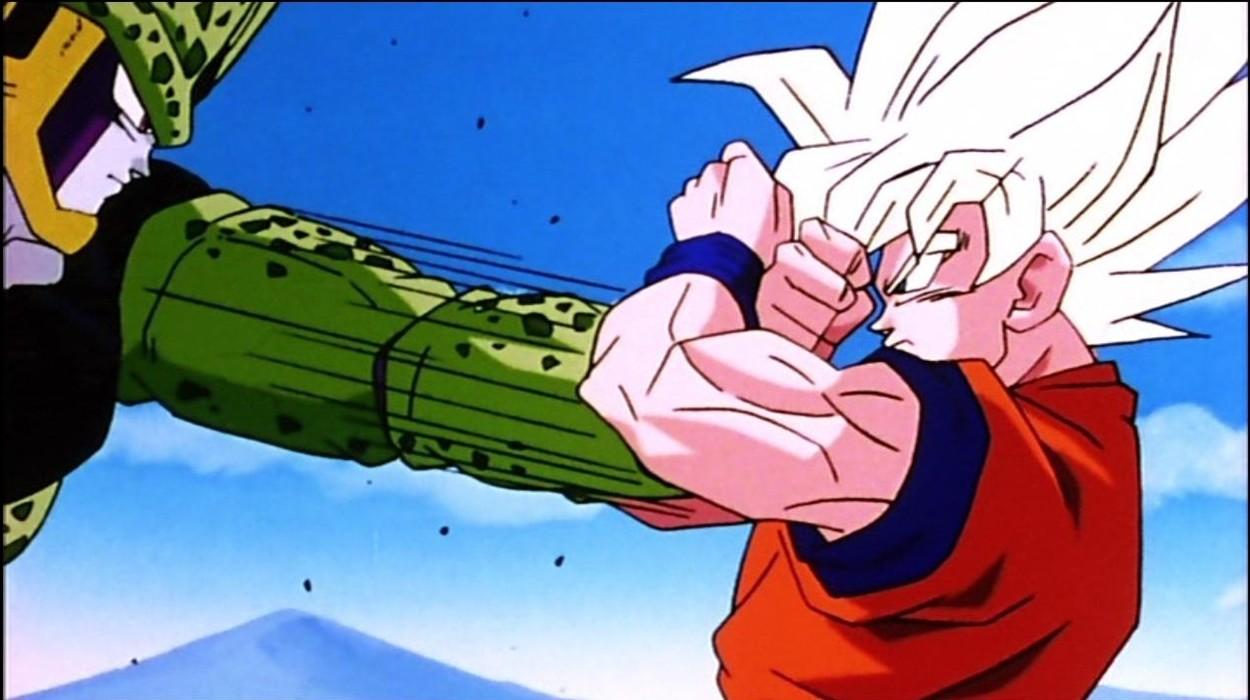 Wallpaper Goku Jahat