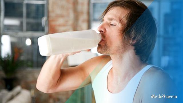 Drinking Milk Make Flatulence