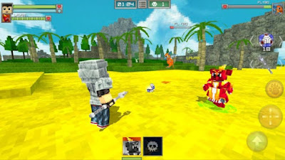Welcome to the pocket universe of Pixelmon Hunter Pixelmon Hunter v2.1.8 Unlimited Money Apk Data