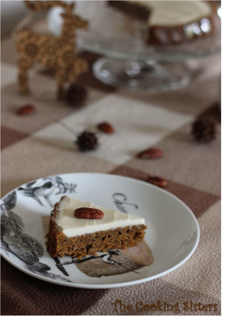 Glacage Carrot Cake Cream Cheese