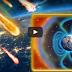 Απειλή μετεωριτών, βροχή αστεριών, αποδυνάμωση Van Allen, κοσμικά σημάδια (Βίντεο)