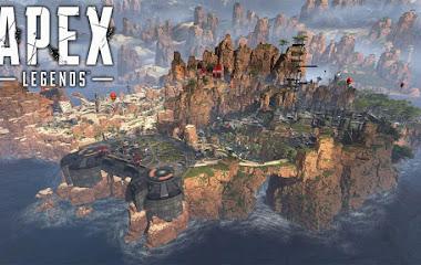 [Apex Legends] Giải pháp hoàn hảo để tìm vị trí nhảy cho những người mới chơi hoặc thiếu quyết đoán