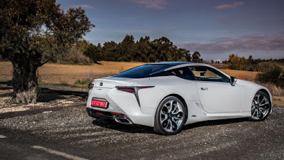 Lexus LC Hybrid 2018 Review, Specs, Price