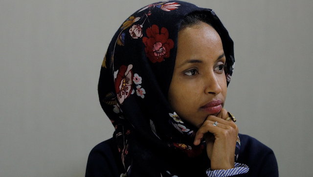 Ilhan Omar's Anti-Semitism & Democrats: They Need to Face the Truth about Her