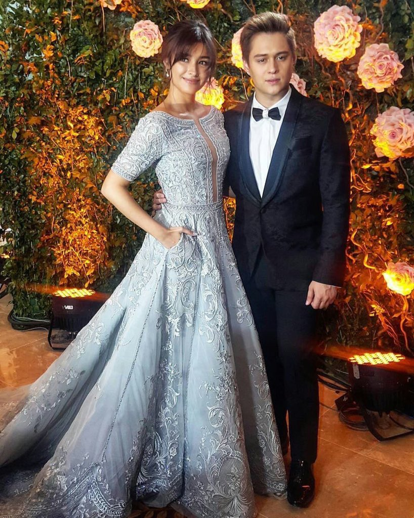 LIZQUEN. Liza Soberano and Enrique Gil