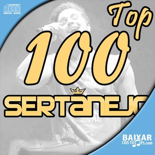 CD Top 100 – Músicas Sertanejas Mais Tocadas (2016)