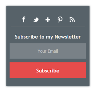 Stylish-email-subscription-box-widget-blogger