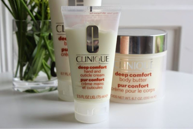 Clinique Deep Comfort Collection