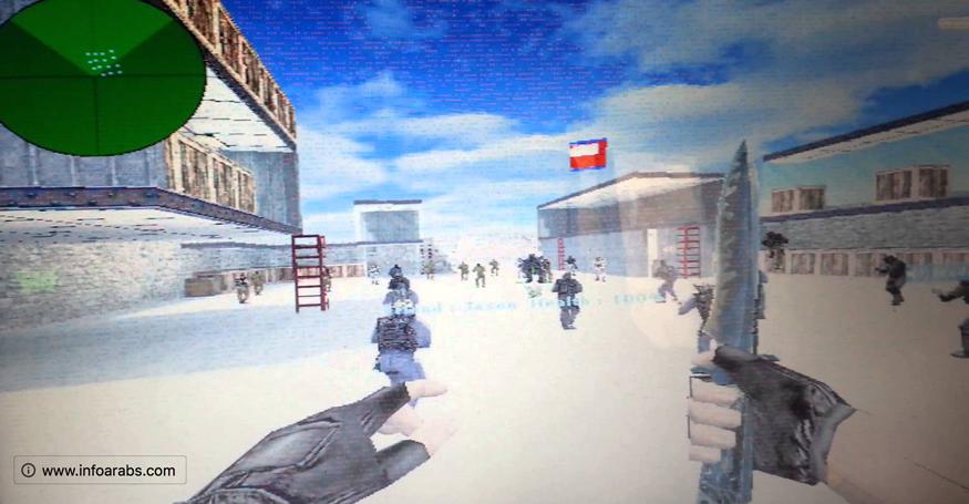 تحميل لعبة كونترا سترايك باب الحارة CS bab al7ara للكمبيوتر
