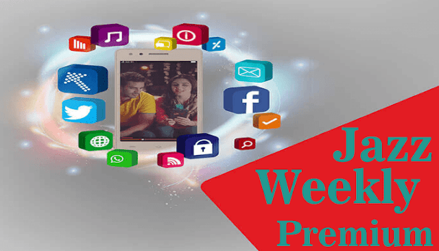 Jazz Weekly Premium | Jazz Internet Packages | Internet Plans