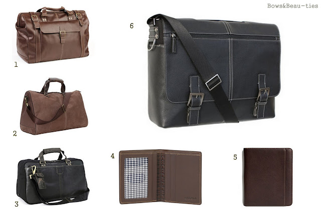 Boconi, Leather bag, weekend
