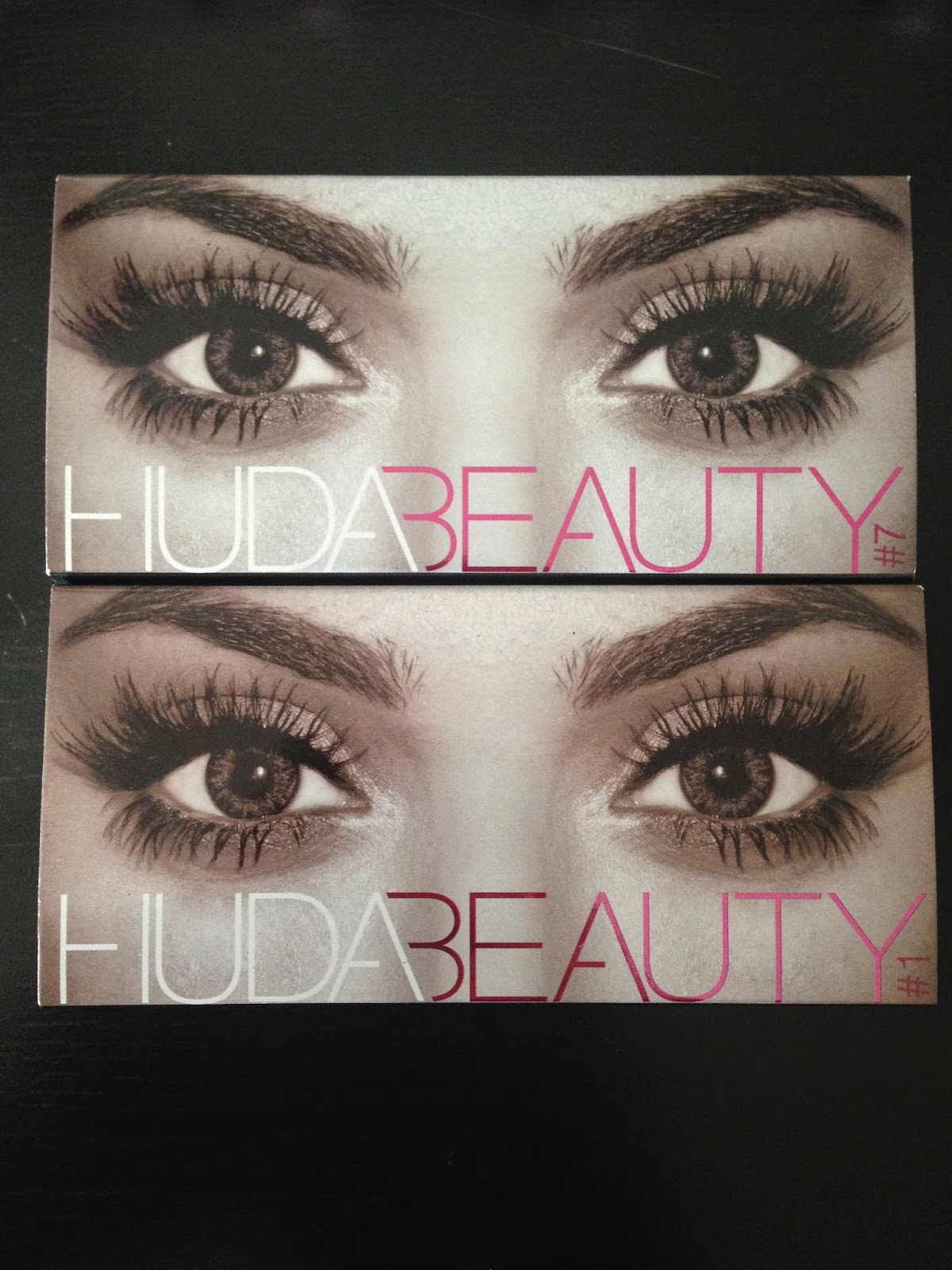 875928fa2b5 ... +Huda Kattan eyes. Giselle are the #1. Samantha are the #7