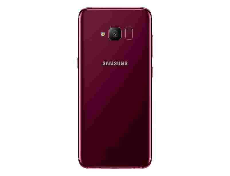 Samsung Galaxy S8 Lite Luxury - Back