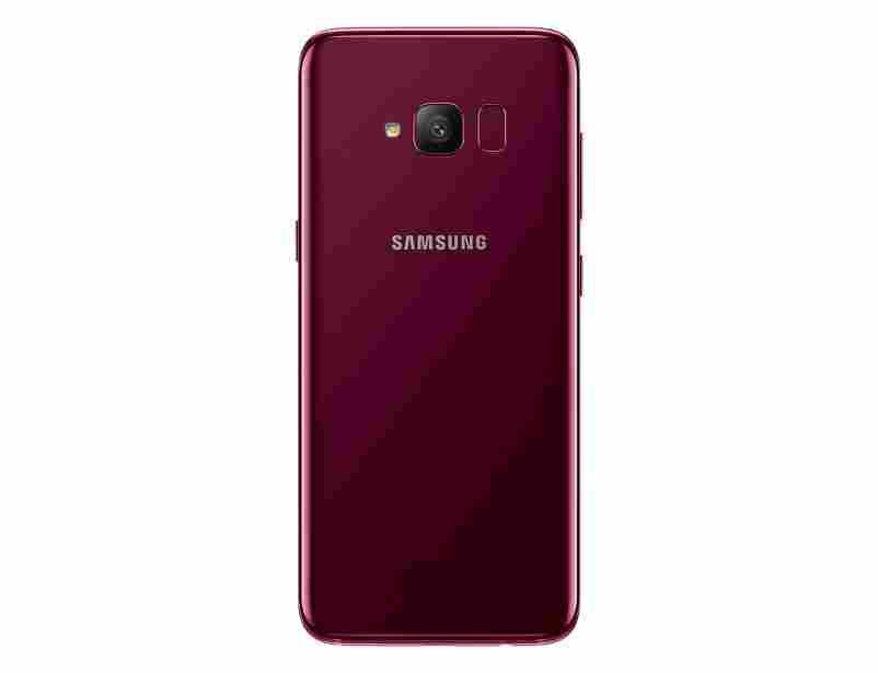 Samsung Galaxy S8 Lite Luxury - Back