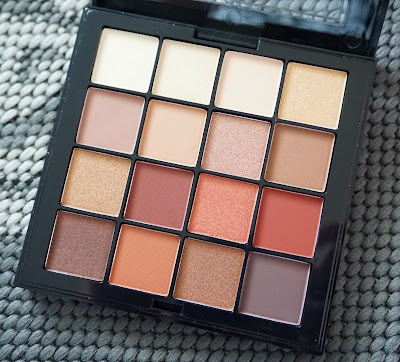 NYX Ultimate Shadow Palette in Warm Neutrals