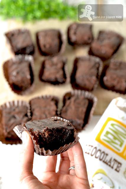 ultimate chocolate loaded brownies
