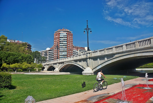 koryto rzeki Hiszpania, Walencja